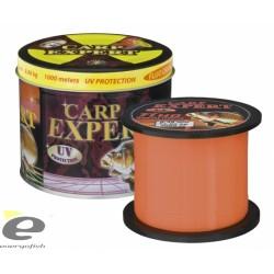 Fir Carp Expert UV Fluo Orange 1000m cutie