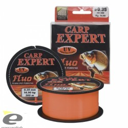 Fir Carp Expert UV Fluo Orange 300 m