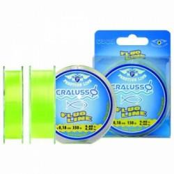 Fir Cralusso Prestige Fluo Galben 150mt