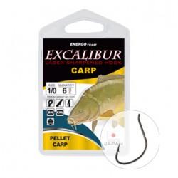 Carlige Excalibur Pellet Carp BN