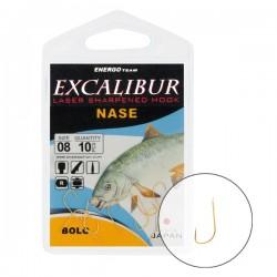 Carlige Excalibur Nase Bolo Gold