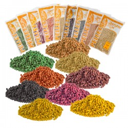 Benzar Mix Pelete 6mm 500 gr