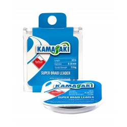 Kamasaki Super Braid Leader 10 mt