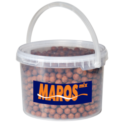 Maros Mix Boilies Extra Vanilie 20 mm 1 kg