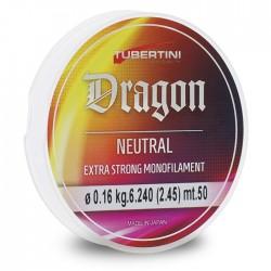 Tubertini Fir Dragon Neutral 50 mt 0,080 mm