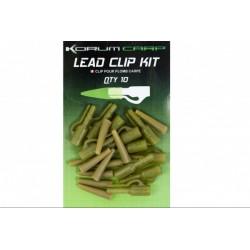 Korum Carp Lead Clip Kit