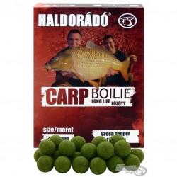 Haldorado Carp Boilie Long Life - Piper Verde