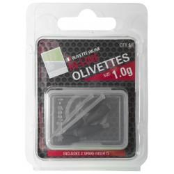 Preston In-Line Olivettes 0,6gr