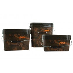 Fox Camo Square Bucket 5 L