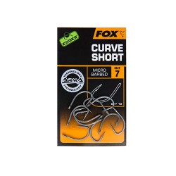 Carlige Fox Edges Curve Short Size 4