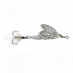 Mepps Bug White Miller 00