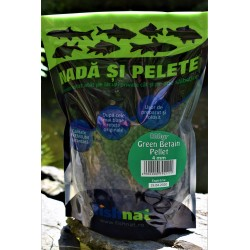 Fishnat Green Betain Pellet 4 mm 800gr