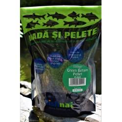 Fishnat Green Betain Pellet 4 mm 800gr