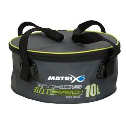 Matrix Ethos Pro Eva Bait Bowl Lid & Handles 10 lt