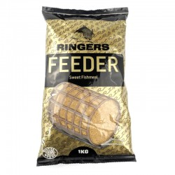 Ringers Feeder Sweet Fishmeal Groundbait 1kg