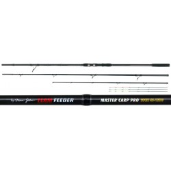 Team Feeder by Dome Master Carp Pro 390 LC 50-170 gr