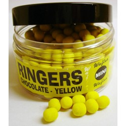 Ringers Chocolate Yellow Wafter mini 4,5mm