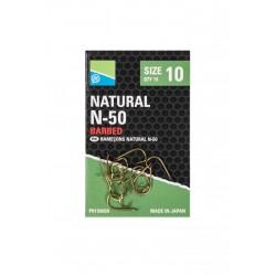 Carlige Preston Natural N-50