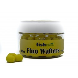 Fishnat Fluo Wafters Ananas- Banana 11 mm