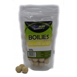 Fishnat Boilies Coco Banana 20 mm 300 gr
