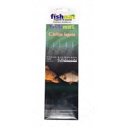 Fishnat Carlige Legate Cu Bait Sting 5 buc/plic