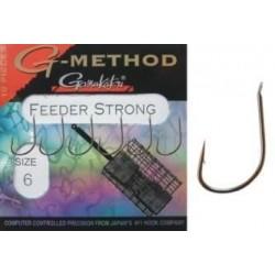 Gamakatsu G-method Feeder Strong 10 buc