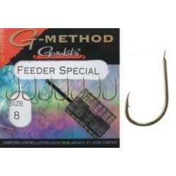 Gamakatsu G-method Feeder Special 10 buc