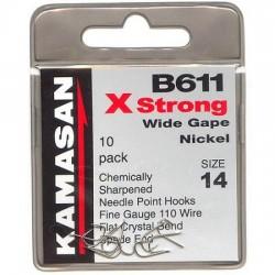 Carlige Kamasan B511 10 buc