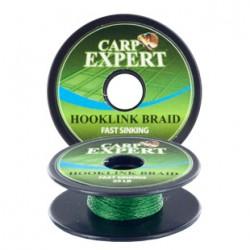 Carp Expert Fast Sinking Moss Green 10m